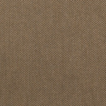 コットン×無地(オークル)×オックスフォード_全2色_イタリア製