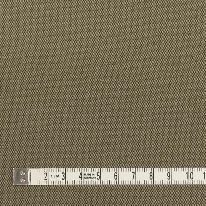 コットン×無地(カーキ)×二重織_全3色_イタリア製 イメージ4