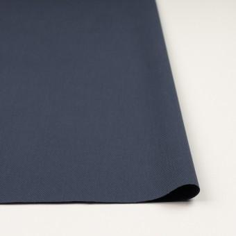 コットン×無地(スレートネイビー)×二重織_全3色_イタリア製 サムネイル3