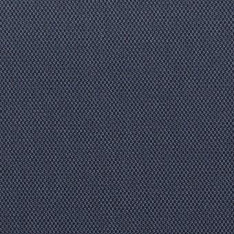 コットン×無地(スレートネイビー)×二重織_全3色_イタリア製 サムネイル1
