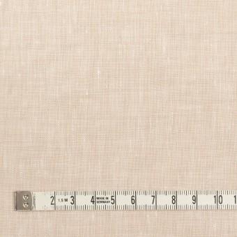 リネン×無地(ライトベージュ)×薄キャンバス_全6色 サムネイル4