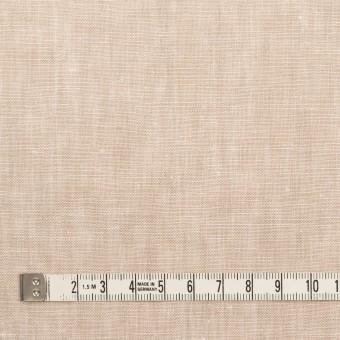 リネン×無地(ベージュ)×薄キャンバス_全6色 サムネイル4
