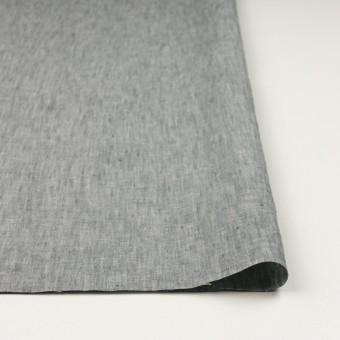 リネン×無地(スチール)×薄キャンバス_全6色 サムネイル3