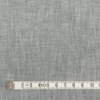 リネン×無地(スチール)×薄キャンバス_全6色 サムネイル4