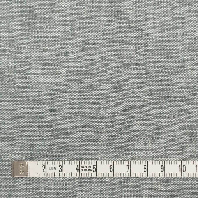 リネン×無地(スチール)×薄キャンバス_全6色 イメージ4