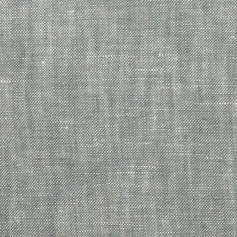 リネン×無地(スチール)×薄キャンバス_全6色 サムネイル1