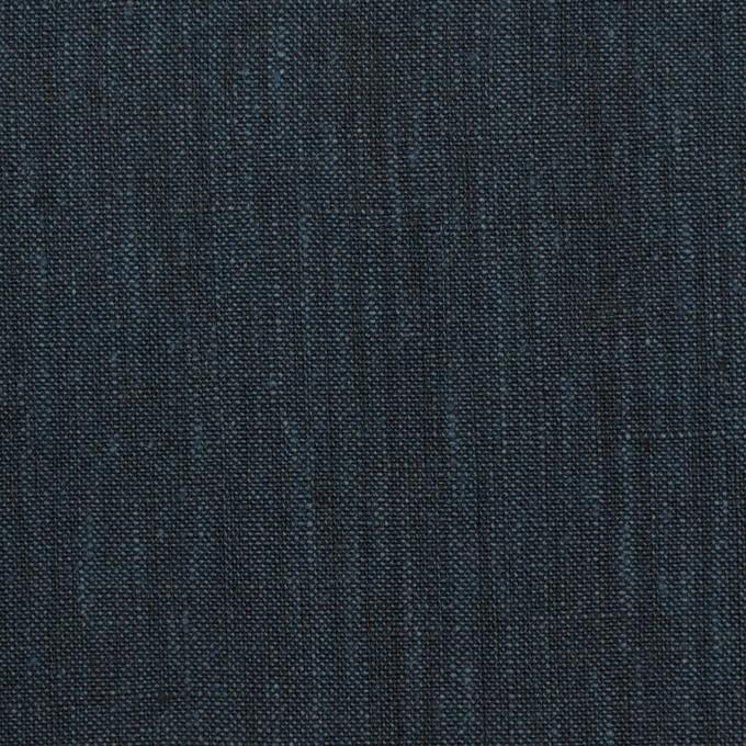 リネン×無地(インディゴ)×薄キャンバス_全6色 イメージ1