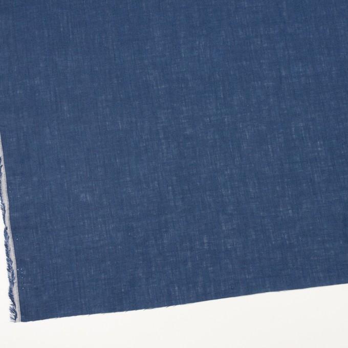 リネン×無地(アッシュブルー)×薄キャンバス_全4色 イメージ2