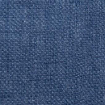 リネン×無地(アッシュブルー)×薄キャンバス_全4色 サムネイル1