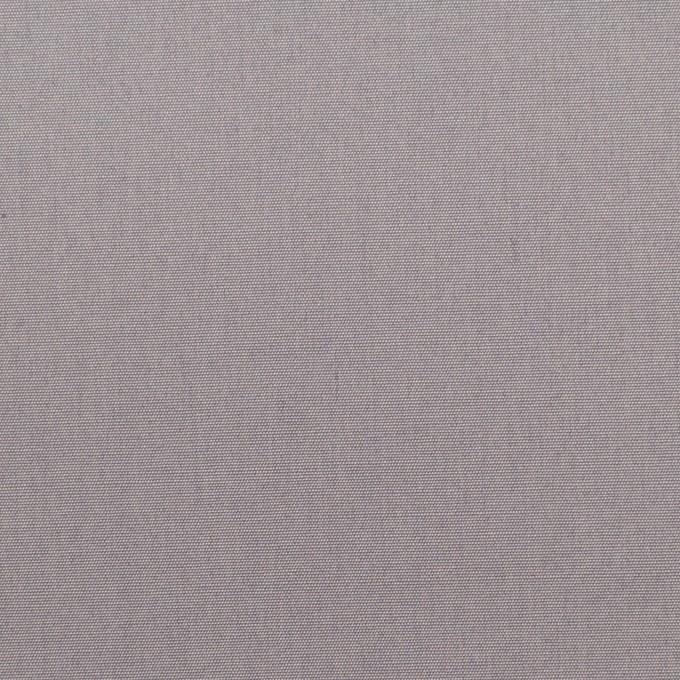 コットン×無地(スチール)×ブロード_全6色 イメージ1