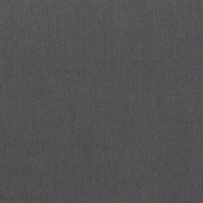 コットン×無地(チャコールグレー)×ブロード_全6色 イメージ1