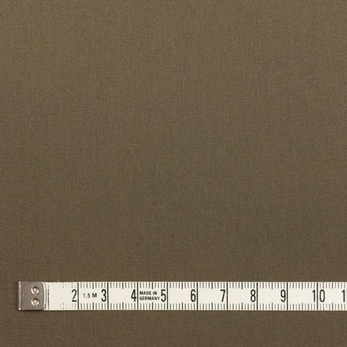 コットン×無地(ダークカーキ)×ブロード_全3色 イメージ4