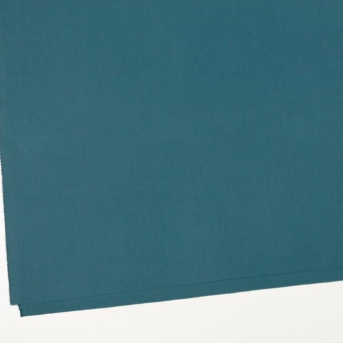 コットン×無地(ピーコックブルー)×ブロード_全3色 イメージ2