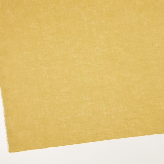 リネン×無地(アンティークブラス)×ボイル_全2色 イメージ2