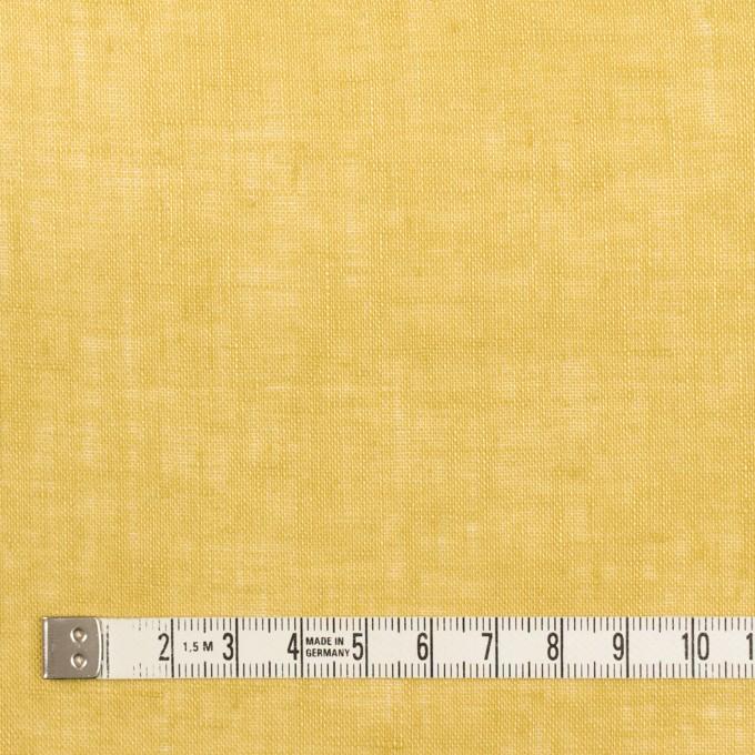 リネン×無地(アンティークブラス)×ボイル_全2色 イメージ4