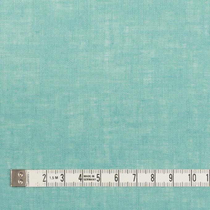 リネン×無地(アクア)×ボイル_全2色 イメージ4