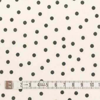 コットン×水玉(キナリ)×ボイル_全3色 サムネイル4