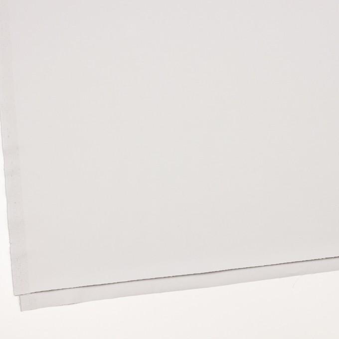 コットン×無地(ライトグレー)×ギャバジン_全3色_イタリア製 イメージ2