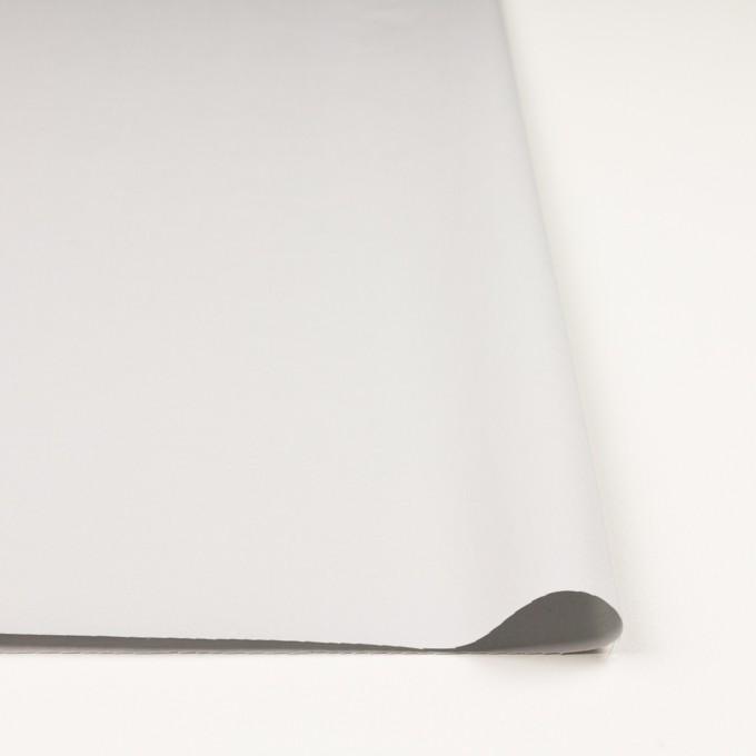 コットン×無地(ライトグレー)×ギャバジン_全3色_イタリア製 イメージ3