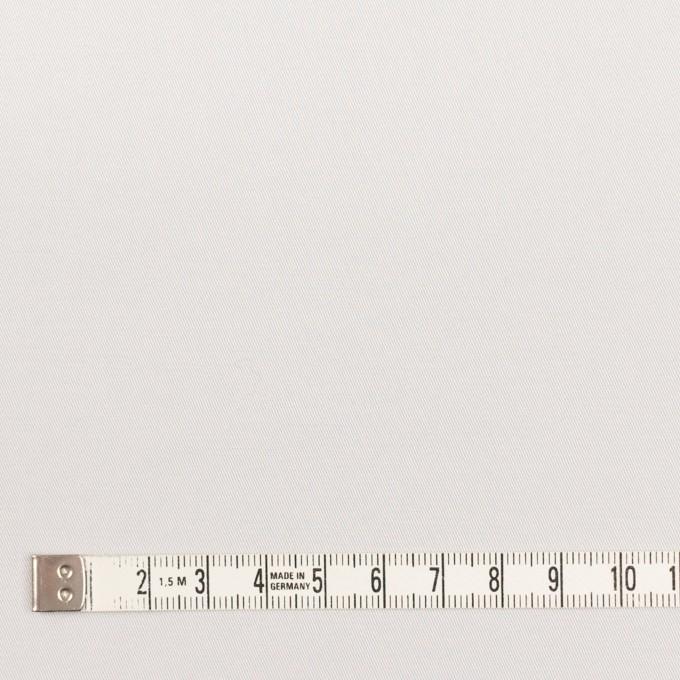 コットン×無地(ライトグレー)×ギャバジン_全3色_イタリア製 イメージ4