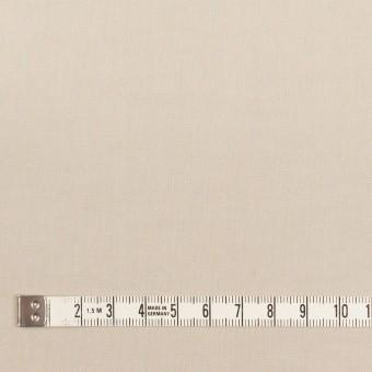 コットン×無地(グレイッシュベージュ)×二重織_全2色_イタリア製 サムネイル4