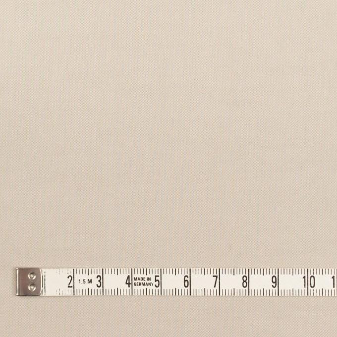 コットン×無地(グレイッシュベージュ)×二重織_全2色_イタリア製 イメージ4