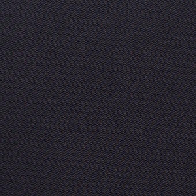コットン×無地(ダークネイビー)×二重織_全2色_イタリア製 イメージ1