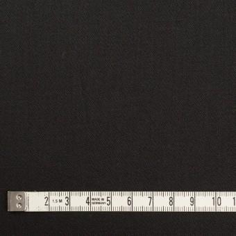 コットン&ポリウレタン×無地(ブラック)×チノクロス・ストレッチ サムネイル4