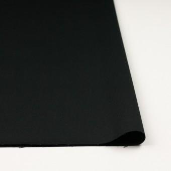 コットン&ポリウレタン×無地(ブラック)×チノクロス・ストレッチ サムネイル3