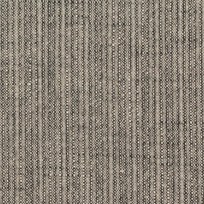 コットン×ミックス(キナリ&ブラック)×かわり織 イメージ1