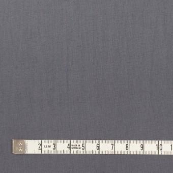 リネン&ビスコース混×無地(スチール)×シーチング・ストレッチ_全2色_イタリア製 サムネイル4