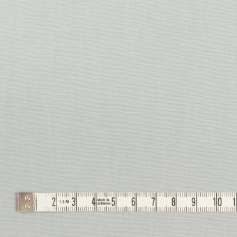 リネン&コットン混×無地(サックスグレー)×ポプリン_全3色_イタリア製 サムネイル4