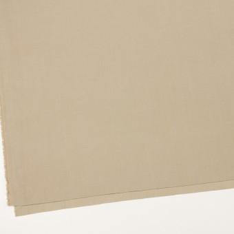 リネン&コットン混×無地(カーキ)×ポプリン_全3色_イタリア製 サムネイル2