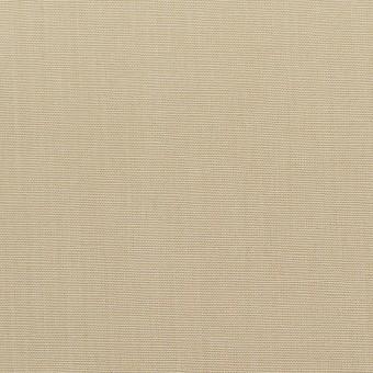 リネン&コットン混×無地(カーキ)×ポプリン_全3色_イタリア製 サムネイル1