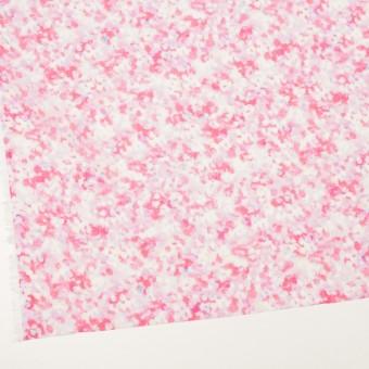 ポリエステル&コットン×ミックス(ピンク)×ガーゼ_全4色 サムネイル2