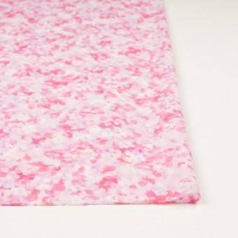 ポリエステル&コットン×ミックス(ピンク)×ガーゼ_全4色 サムネイル3