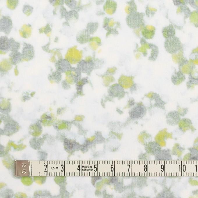 ポリエステル&コットン×ミックス(ライトグレー)×ガーゼ_全4色 イメージ4