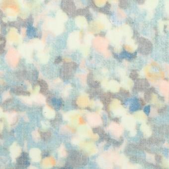 ポリエステル&コットン×ミックス(ミント)×ガーゼ_全4色 サムネイル1