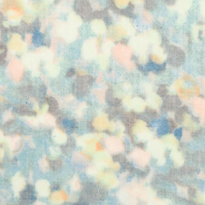ポリエステル&コットン×ミックス(ミント)×ガーゼ_全4色 イメージ1
