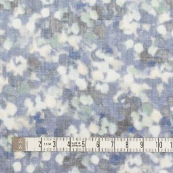 ポリエステル&コットン×ミックス(アッシュネイビー)×ガーゼ_全4色 サムネイル4
