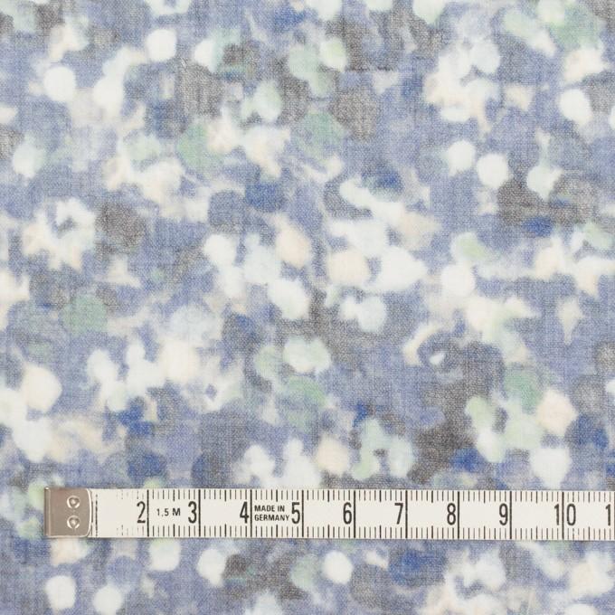 ポリエステル&コットン×ミックス(アッシュネイビー)×ガーゼ_全4色 イメージ4