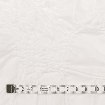 コットン×幾何学模様(オフホワイト)×ローンシャーリング刺繍_全2色 サムネイル4
