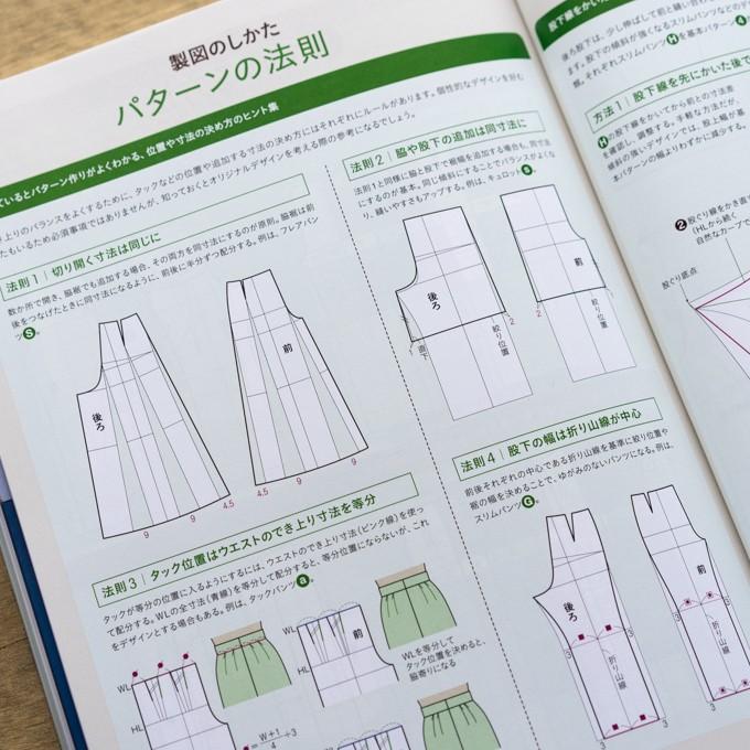 誌上・パターン塾 Vol.3パンツ編(文化出版局編) イメージ7