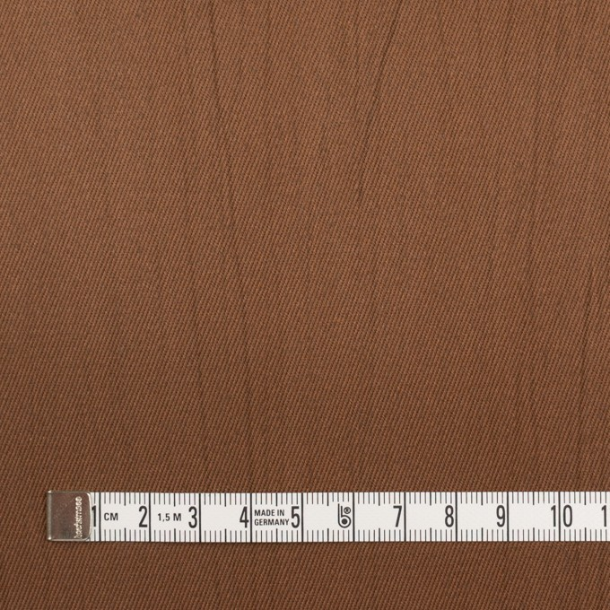コットン×無地(コーヒー)×チノクロス・ワッシャー_全3色 イメージ4