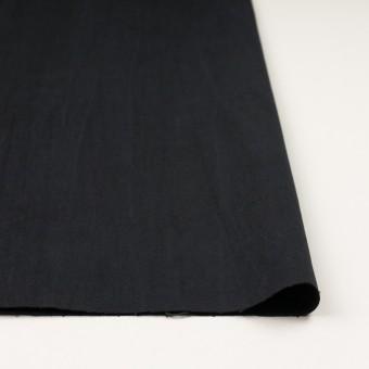 コットン&ポリウレタン×無地(ブラック)×かわり織ストレッチ_全2色 サムネイル3