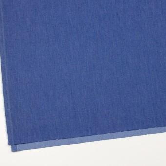 コットン&ポリウレタン×無地(オリエンタルブルー)×デニムストレッチ(7oz) サムネイル2