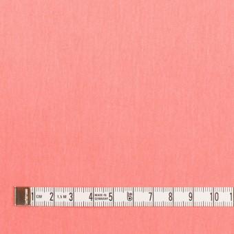 コットン&ポリエステル×無地(ピーチ)×ギャバジン_イタリア製 サムネイル4