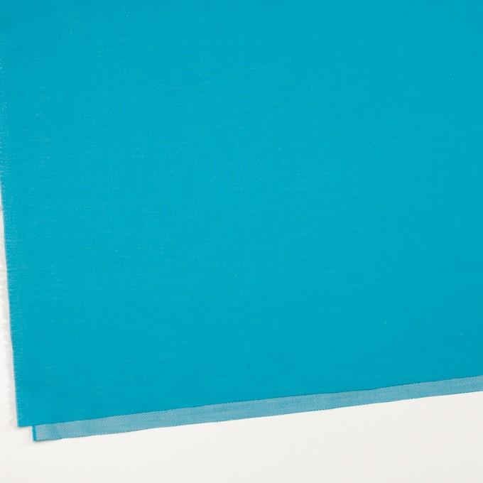 【200cmカット】コットン×無地(スカイブルー)×かわり織 イメージ2