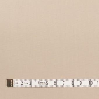コットン×無地(ベージュ)×ブロード_全2色_イタリア製 サムネイル4