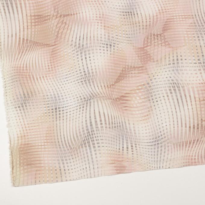 コットン×幾何学模様(マルチ)×二重織ジャガード イメージ2